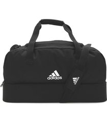mala adidas performance media tiro preta