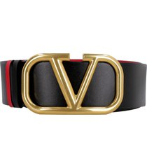 valentino valentino garavani - reversible leather belt