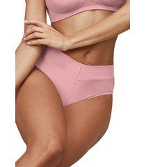 calcinha calça cavada cítara demillus 26065 rosa blush