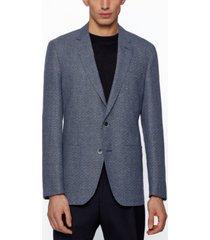 boss men's slim-fit jacket