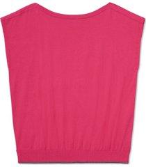 tommy hilfiger adaptive women's jocelyn sweater with wide neck opening