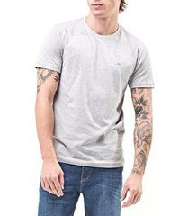 camiseta lee malha penteada 5102l manga curta masculina - masculino