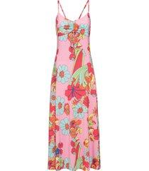 abito con spalline sottili (rosa) - bodyflirt boutique