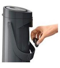 garrafa termica ponza 1,9 litros emsa cinza