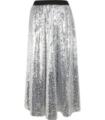 in the mood for love sequined skirt