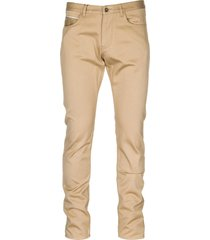 pantaloni uomo slim fit