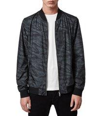 men's allsaints norton slim fit bomber jacket