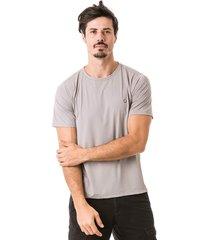camiseta repelente de insetos extreme uv - cinza