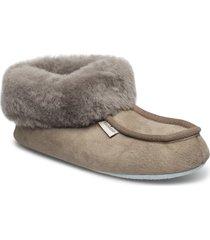 moa slippers tofflor beige shepherd