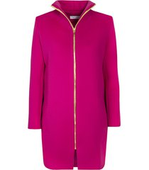 płaszcz różowy