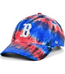 '47 brand boston red sox truckin' usa clean up cap