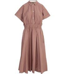 paul smith dress w/curl on waist