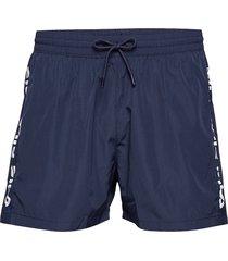 men sho swim shorts badshorts svart fila