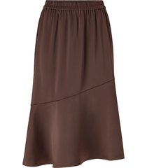 kjol vmimportant calf skirt