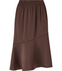 kjol vmimportant calf skirt