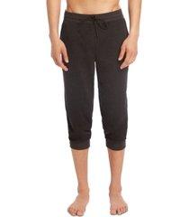 2(x)ist men's cropped jogger pajama pants