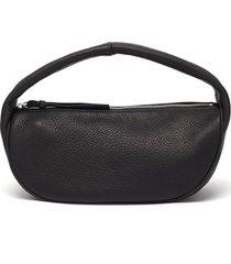 'cush' soft hobo leather shoulder bag