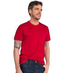 masculino exterior camiseta rojo leonisa m2716x2