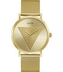 reloj guess hombre imprint/gw0049g1 - dorado