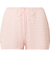 skin shorts & bermuda shorts