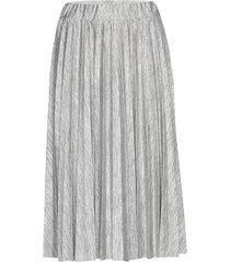 lr-jobina knälång kjol grå levete room