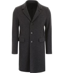 harris wharf london classic coat