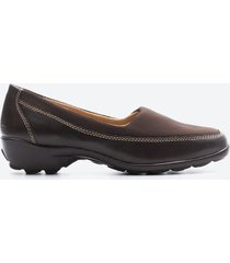zapato casual mujer naturalizer z0xx cafe