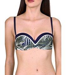 bikini lisca buenos aires bandeau zwempak top