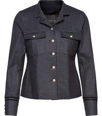 selby gallery jacket blazers business blazers blå mos mosh