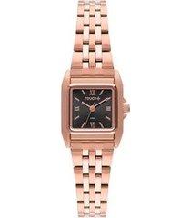 relógio touch unissex fino rosé twvj21ae/4p twvj21ae/4p