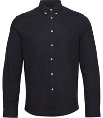 holden herringb shirt overhemd casual blauw les deux