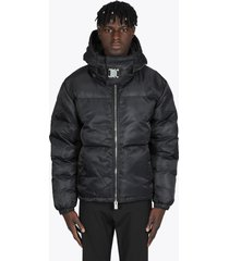 1017 alyx 9sm hooded puffer jacket with buckle