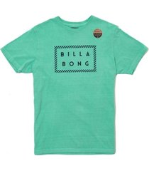 camiseta billabong front die cut