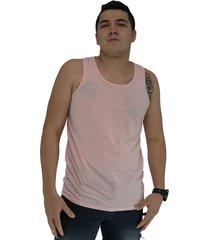 camisilla hombre color palo rosa manpotsherd juan