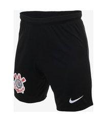 shorts nike corinthians i 2021/22 torcedor masculino