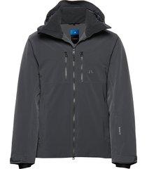 m watson jkt-dermizax ev 2l outerwear sport jackets zwart j. lindeberg ski