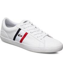 lerond tri1 cma låga sneakers vit lacoste shoes