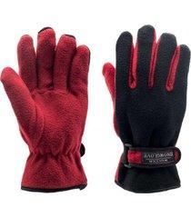 guantes samael rojo topsoc