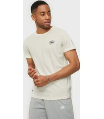 morris léonce tee t-shirts & linnen offwhite