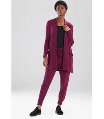 natori osaka cardigan coat, women's, size xl