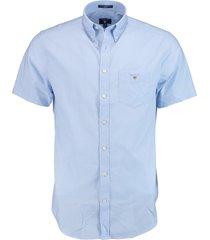 gant overhemd reg blauw rf 3046401/420