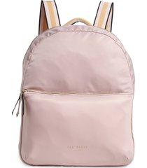 ted baker london ivarc backpack in mid pink at nordstrom