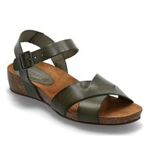 skyler shoes summer shoes flat sandals svart pavement