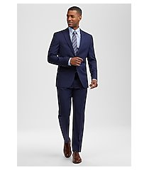 1905 collection slim fit stripe nativa™ wool men's suit with brrr°® comfort by jos. a. bank