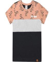 camiseta planeta pano 69405 salmao