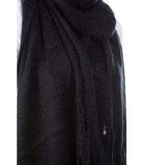 women's fringe scarf