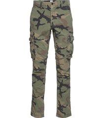 cargo pants with gapflex trousers cargo pants grön gap