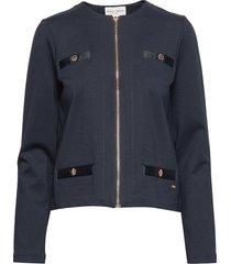 indoor jacket effie blazer kavaj blå lindex