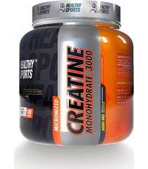 creatina monohydrate 3000mg healthy proteina