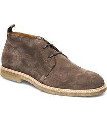 org.64 desert boots snörskor brun playboy footwear